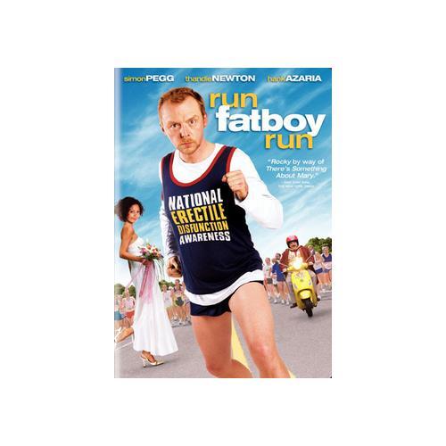 RUN FAT BOY RUN (DVD/FS/WS) 883929028764