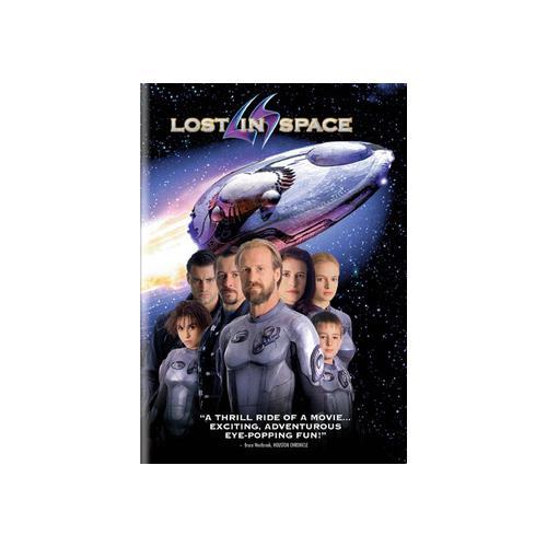 LOST IN SPACE 1998 (DVD/PLATINUM/WS/DUAL/L/CAST BIOS/MUSIC VIDEO) 794043466724