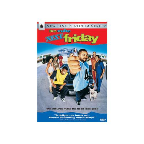 NEXT FRIDAY (DVD) 794043503627