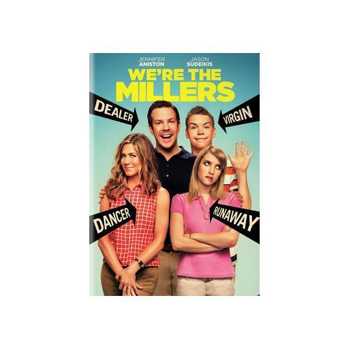 WERE THE MILLERS (DVD/SINGLE DISC) 883929428182
