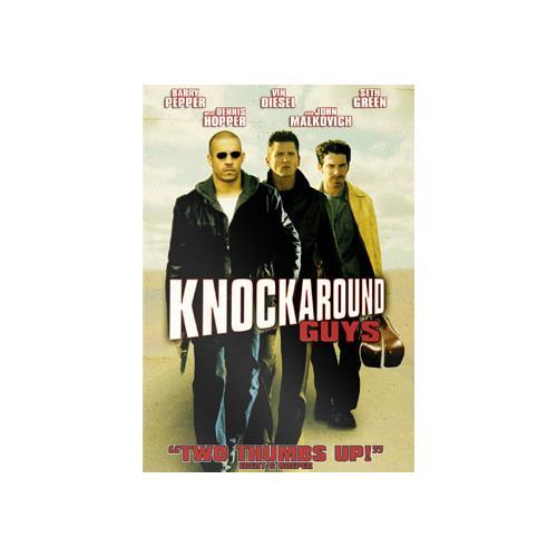 KNOCKAROUND GUYS (DVD) 794043541025