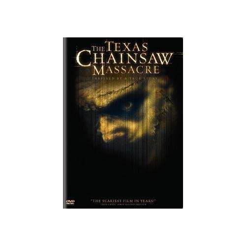 TEXAS CHAINSAW MASSACRE (2003/DVD/1 DISC/WS) 794043683428