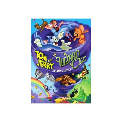 TOM & JERRY-WIZARD OF OZ (DVD/ECO) 883929156184
