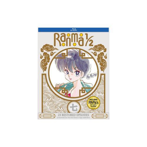 RANMA 1/2 SET 7 (BLU-RAY/3 DISC/LIMITED EDITION) 782009243397