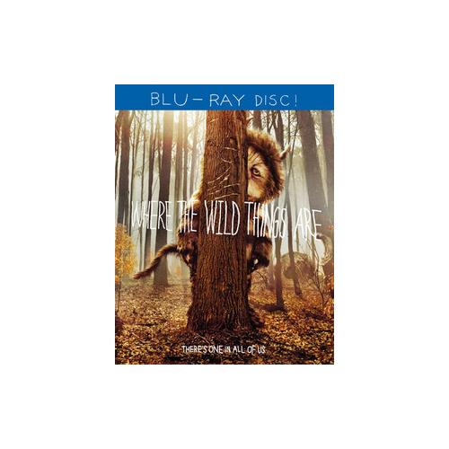 WHERE THE WILD THINGS ARE (BLU-RAY/DCOD/DVD/WS-16X9) 883929068166