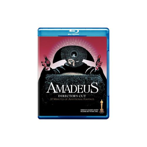 AMADEUS (BLU-RAY/DIRECTORS CUT/RE-PKG) 883929091058