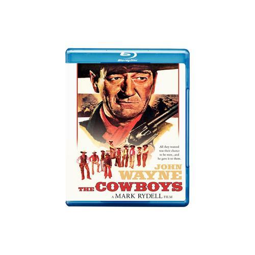 COWBOYS (BLU-RAY) 85391142706