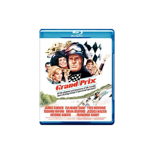 GRAND PRIX (BLU-RAY/WS-16X9/ENG-SP-FR SUB) 883929096855