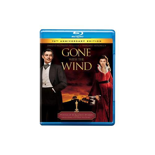 GONE W/THE WIND (BLU-RAY) 883929104765