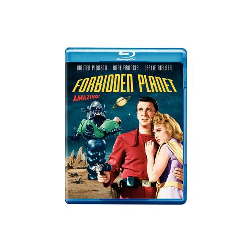 FORBIDDEN PLANET (BLU-RAY/ENG-SP-FR-PORT SUB) 883929114436