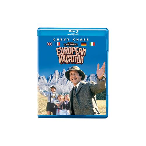 EUROPEAN VACATION (BLU-RAY/NATIONAL LAMPOONS/ENG-SP-FR SUB) 883929116126