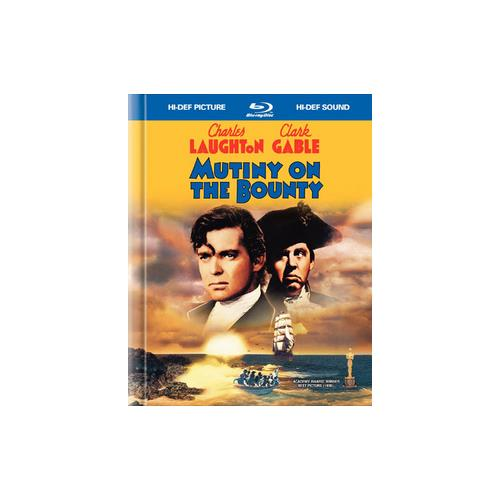 MUTINY ON THE BOUNTY (BLU-RAY/DIGIBOOK) 883929116157
