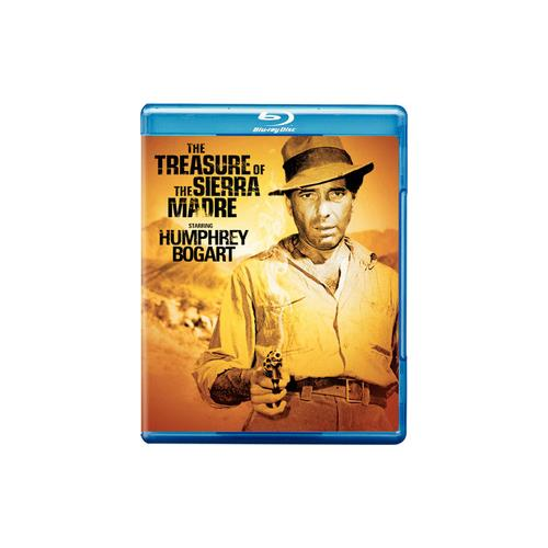 TREASURE OF THE SIERRA MADRE (BLU-RAY/1948/ENG-SP-FR SUB) 883929118472