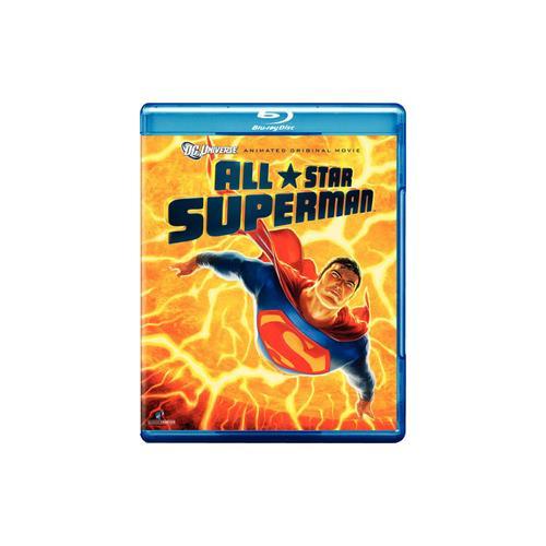 ALL-STAR SUPERMAN (BLU-RAY) 883929137404