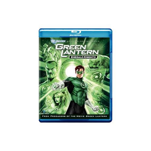 GREEN LANTERN-EMERALD KNIGHTS (BLU-RAY/DVD/DC/COMBO) 883929137411
