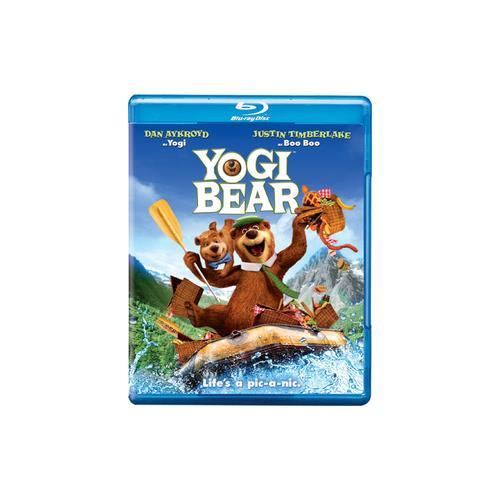 YOGI BEAR (2010/BLU-RAY/DVD/DC/COMBO) 883929141050