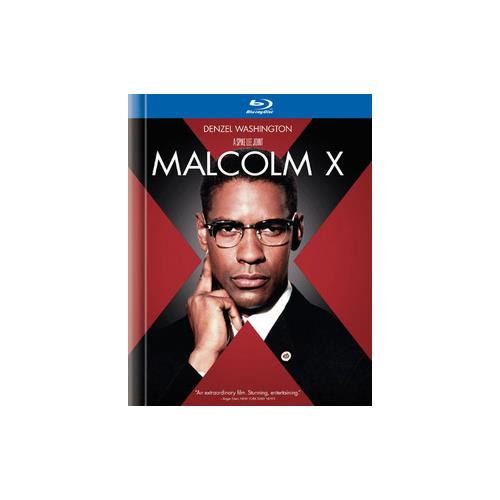 MALCOLM X (BLU-RAY/DIGIBOOK/2 DISC) 883929141111
