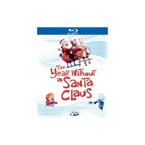 YEAR WITHOUT A SANTA CLAUS (BLU-RAY/DVD/2 DISC) 883929145904