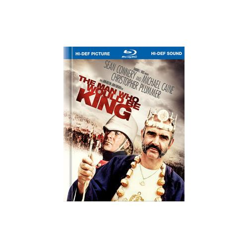 MAN WHO WOULD BE KING (BLU-RAY/DIGIBOOK/WS-16X9) 883929150328
