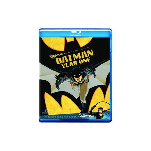 BATMAN YEAR ONE (BLU-RAY/DVD/DC/MFV) 883929153602