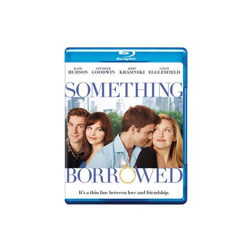 SOMETHING BORROWED (BLU-RAY/DVD/DCOD) 883929156443