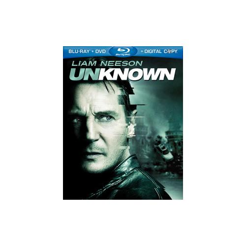UNKNOWN (2011/BLU-RAY/DVD/DC/COMBO/2 DISC) 883929157723