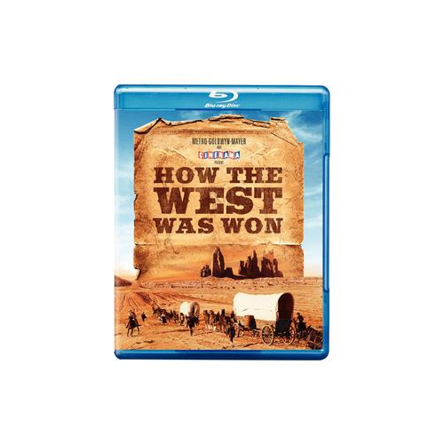HOW THE WEST WAS WON (BLU-RAY/SPECIAL EDITION) 883929157747