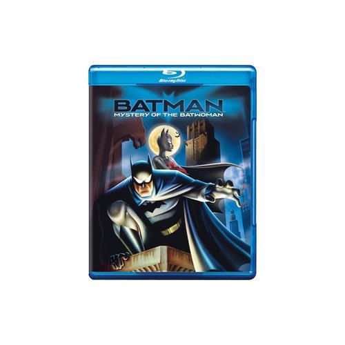 BATMAN-MYSTERY OF THE BATWOMAN (BLU-RAY) 883929159864