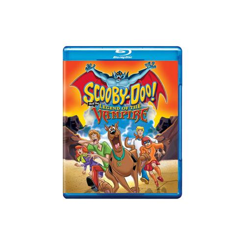 SCOOBY-DOO & THE LEGEND OF THE VAMPIRE (BLU-RAY) 883929159963