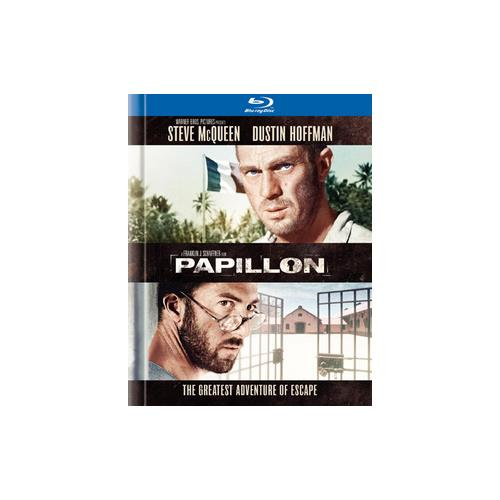 PAPILLON (BLU-RAY/WS-16X9/DIGIBOOK) 883929172764