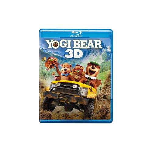 YOGI BEAR (2010/BLU-RAY/3D/DVD/DCOD/COMBO/3 DISC)(3-D) 883929176823