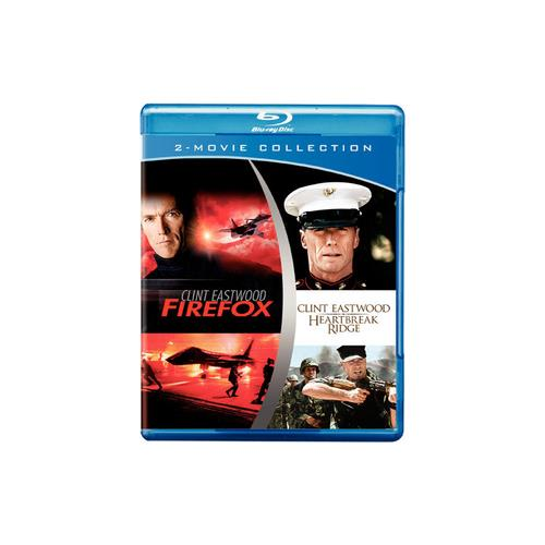HEARTBREAK RIDGE/FIREFOX (BLU-RAY/DBFE) 883929176977