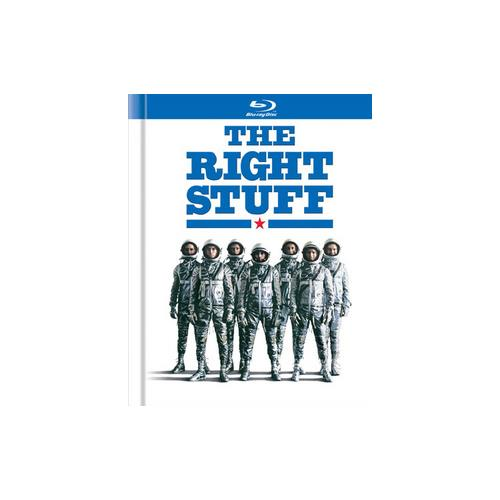 RIGHT STUFF-30TH ANNIVERSARY (BLU-RAY/2 DISC/40 PG BOOK) 883929180066