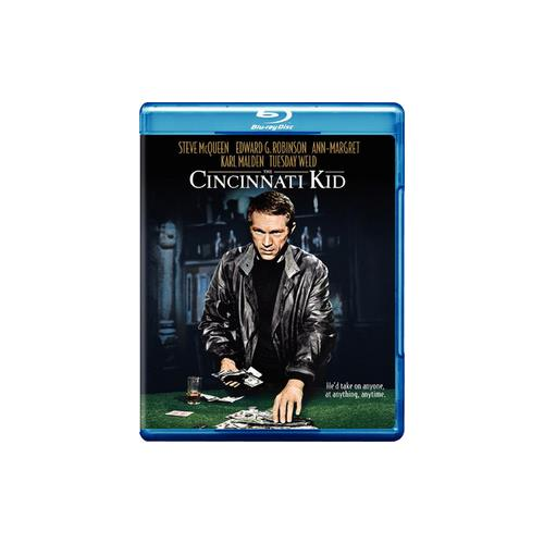 CINCINNATI KID (BLU-RAY) 883929180295