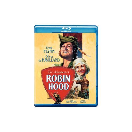 ADVENTURES OF ROBIN HOOD (BLU-RAY) 12569798397