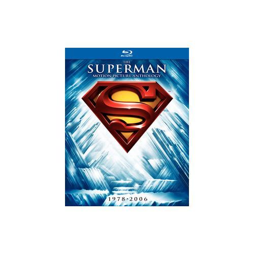 SUPERMAN-MOTION PICTURE ANTHOLOGY 1978-2006 (BR/8 DISC) 883929189014