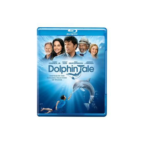DOLPHIN TALE (BLU-RAY) 883929191697