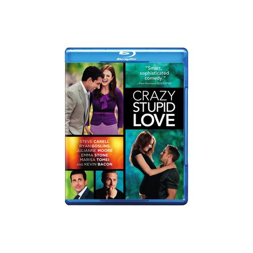 CRAZY STUPID LOVE (BLU-RAY/DVD/DC/COMBO) 883929192694