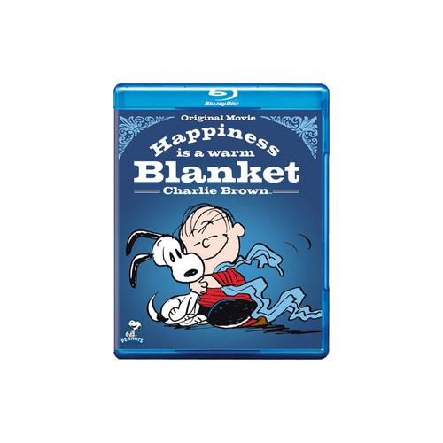 PEANUTS-HAPPINESS IS-A WARM BLANKET CHARLIE BROWN (BLU-RAY/2 DISC) 883929205431