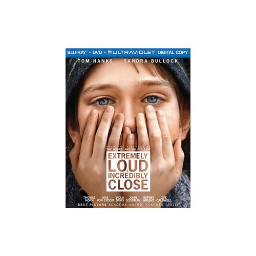 EXTREMELY LOUD & INCREDIBLY CLOSE (BLU-RAY/DVD/UVDC/COMBO/WS-16X9) 883929213092