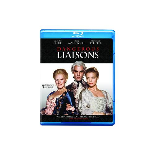 DANGEROUS LIAISONS (BLU-RAY) 883929219971