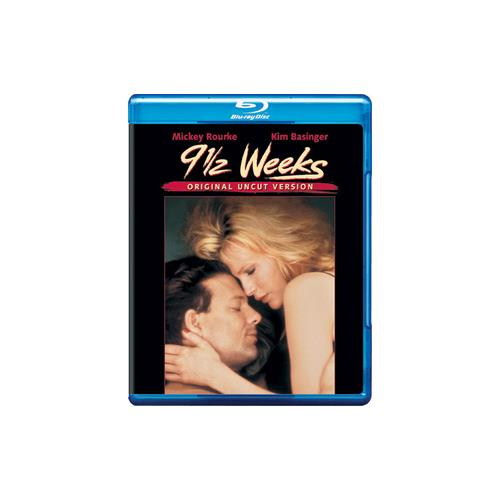 9 1/2 WEEKS (BLU-RAY/UNCUT VERSION) 883929222636