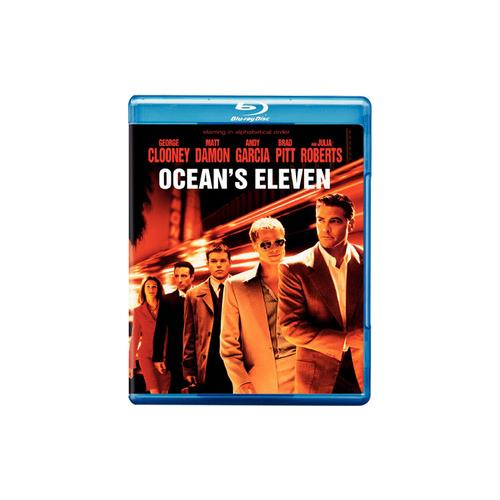 OCEANS 11 (2001/BLU-RAY/WS-2.40/ENG-SP-FR SUB) 85391161042