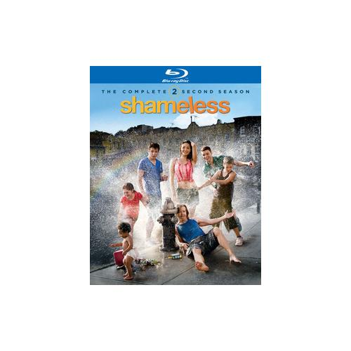 SHAMELESS-COMPLETE 2ND SEASON (BLU-RAY/2 DISC/WS) 883929230013