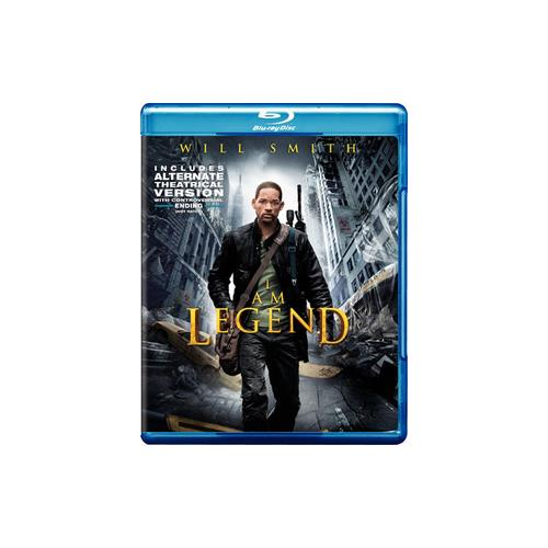 I AM LEGEND (BLU-RAY) 85391176350