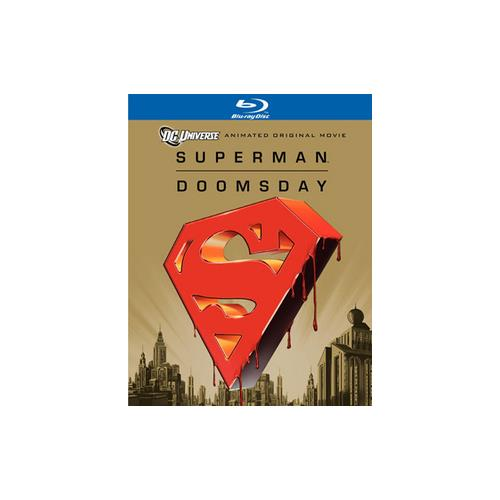 SUPERMAN DOOMSDAY (BLU-RAY/SPECIAL EDITION) 85391179498