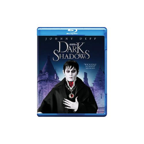 DARK SHADOWS (2012/BLU-RAY/DVD/UVDC/2 DISC/FF-16X9/SP-FR-PORT/ENG SDH SUB) 883929240524