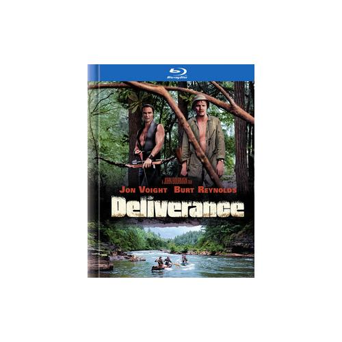 DELIVERANCE (BLU-RAY/BOOK) 883929241187