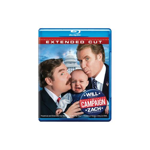 CAMPAIGN (2012/BLU-RAY/DVD/2 DISC) 883929240739