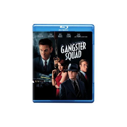 GANGSTER SQUAD (BLU-RAY/DVD/2 DISC COMBO/FF-16X9) 883929241590